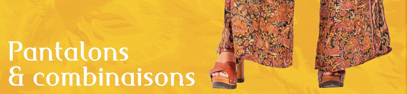 Pantalons/Combinaisons