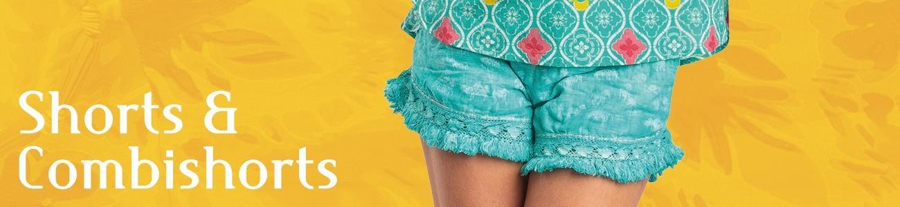 Pantalones cortos / monos